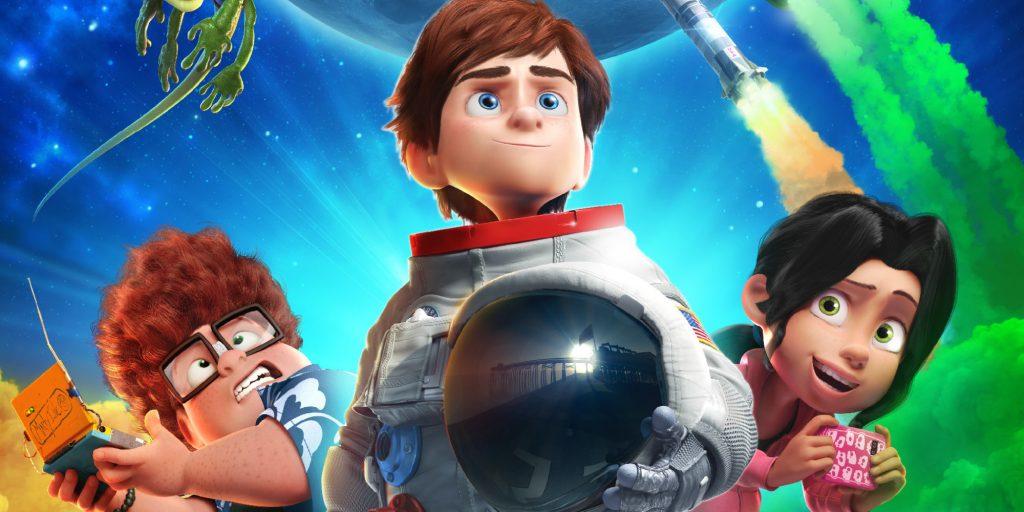 Premio Platino a la mejor película de animación para Atrapa la bandera, de Enrique Gato