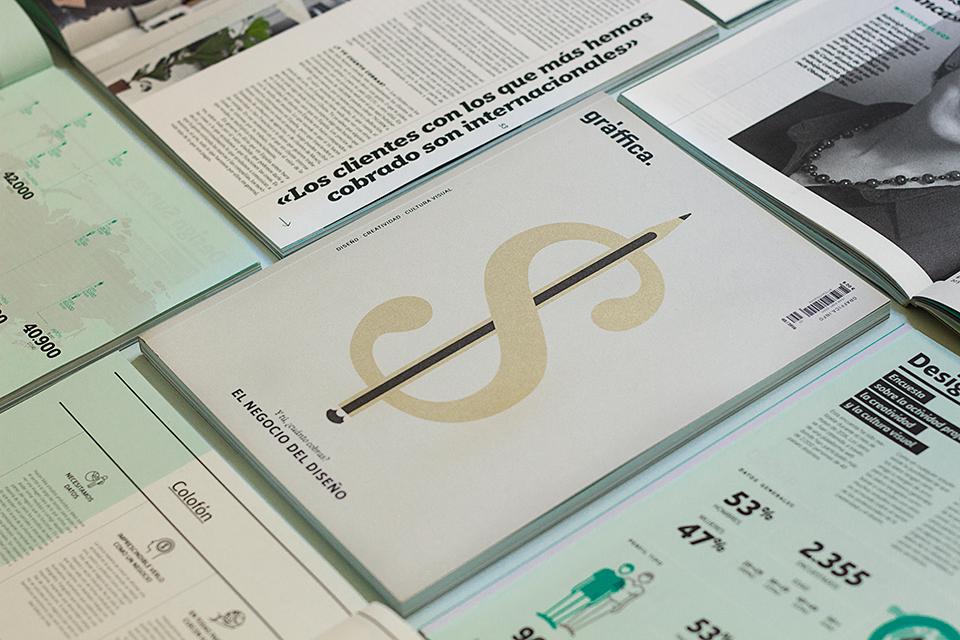 Revista Gràffica 2 - El negocio del diseño