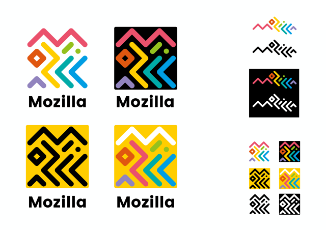¿Qué logo elegirías para la nueva imagen de Mozilla? - The conector