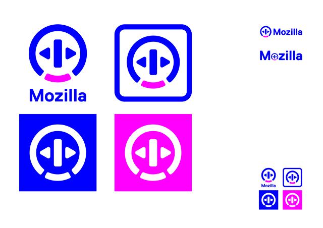 ¿Qué logo elegirías para la nueva imagen de Mozilla? - Open Button