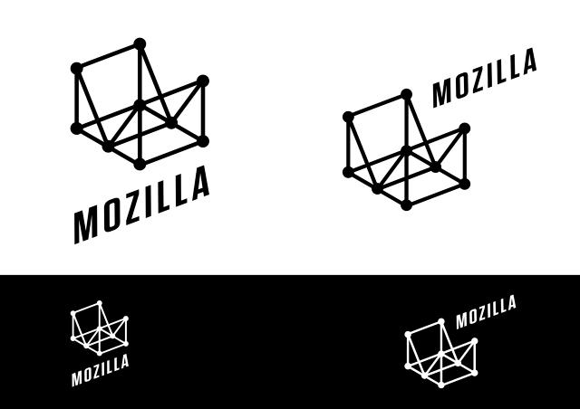 ¿Qué logo elegirías para la nueva imagen de Mozilla? - Wireframe world