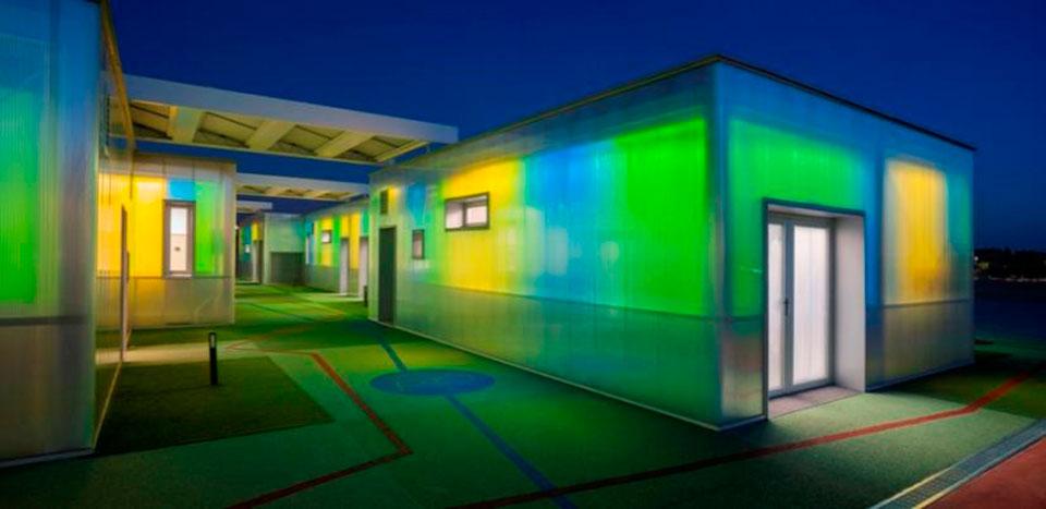 Algeco innova con los colores en sus instalaciones1