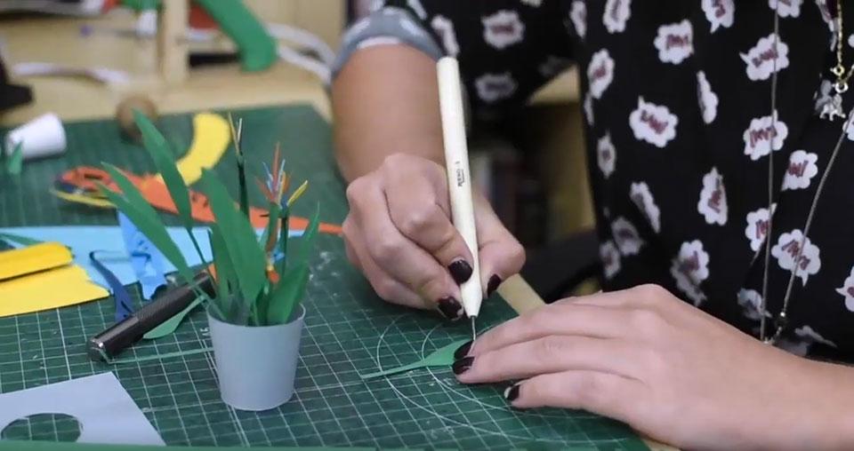 Curso Paper Art: dioramas de papel1