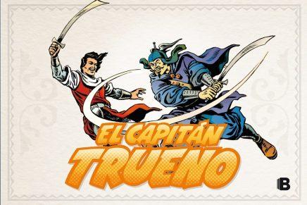 Fallece Víctor Mora, el padre del Capitán Trueno