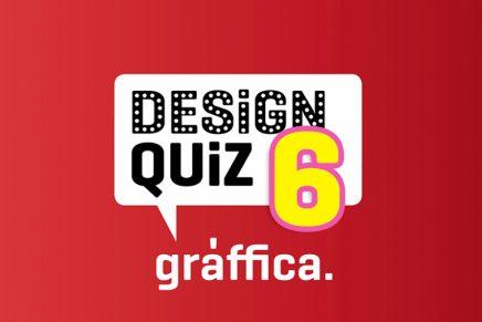 Design Quiz (6): ¿Cuánto sabes realmente de cultura visual?