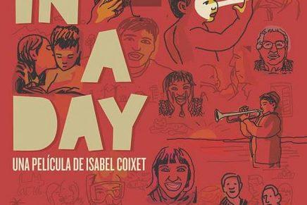 La película colectiva «Spain in a day» ya tiene cartel de Mariscal