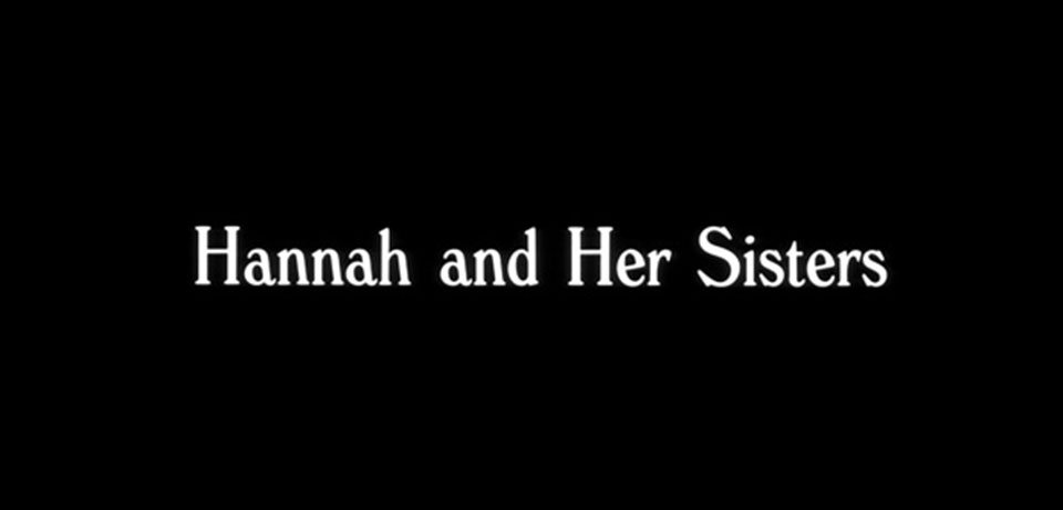 Hannah and Her Sisters _ Woody Allen1