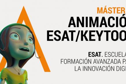 Keytoon Animation Studio y ESAT se unen para formar a futuros animadores digitales