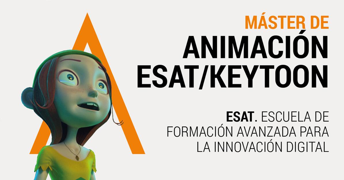 Keytoon Animation Studio ESAT máster animación