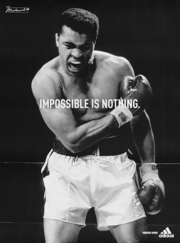 impossible-is-nothing, Adidas Muhammad Ali
