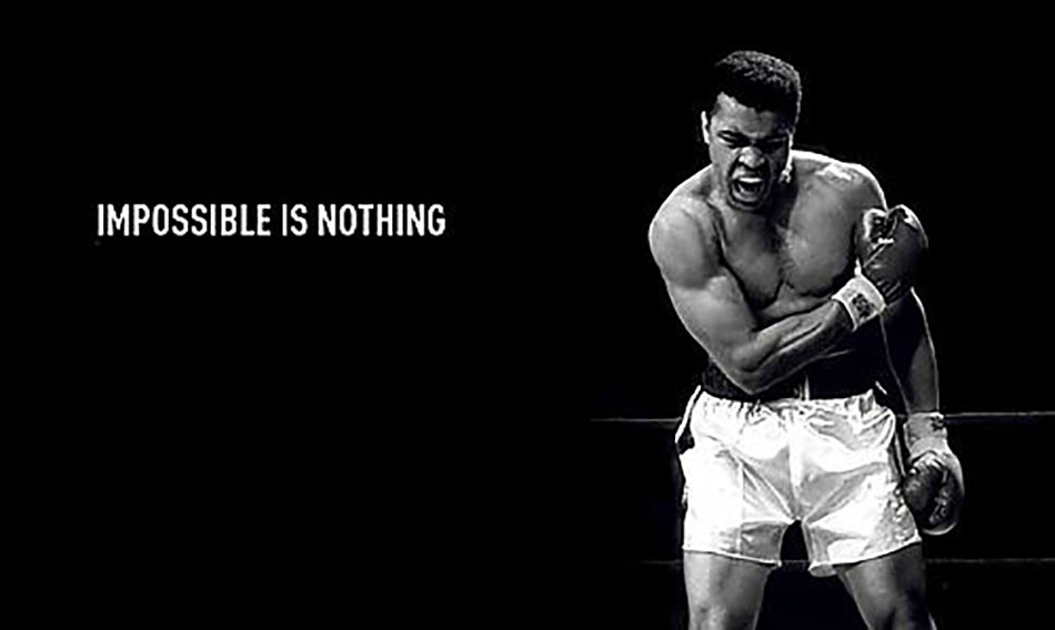 Impossible is nothing - Adidas