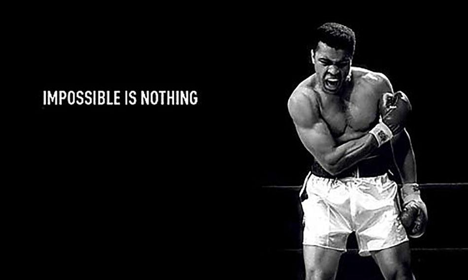 ¿Quién está detrás del conocido eslogan de Adidas Impossible is nothing  910175e1e