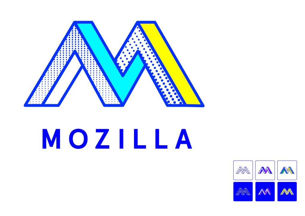 ¿Qué logo elegirías para la nueva imagen de Mozilla? - The impossible M
