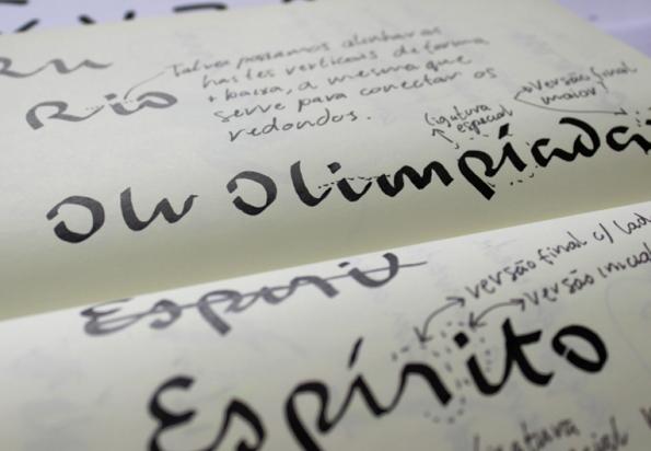 Tipografía de los Juegos Olímpicos de Rio 2016 diseñada por Dalton Maag - 4