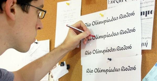 Tipografía de los Juegos Olímpicos de Rio 2016 diseñada por Dalton Maag - 2