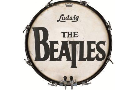 ¿Quién diseñó el logo de The Beatles?