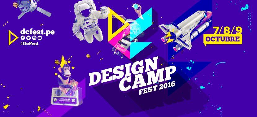 sorteo design camp fest 2016