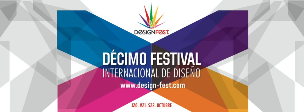 La gran fiesta del diseño en México regresa con DESIGNFEST 2016 - 2