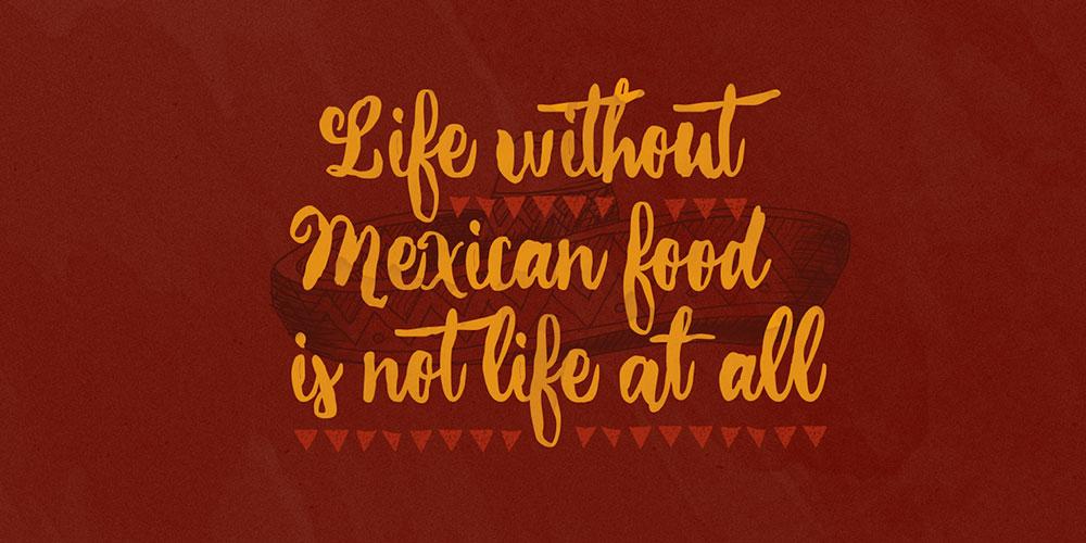 nueva tipo de inspiración mexicana creada por Ale Paul y Carolina Marando de la fundición Sudtipos.