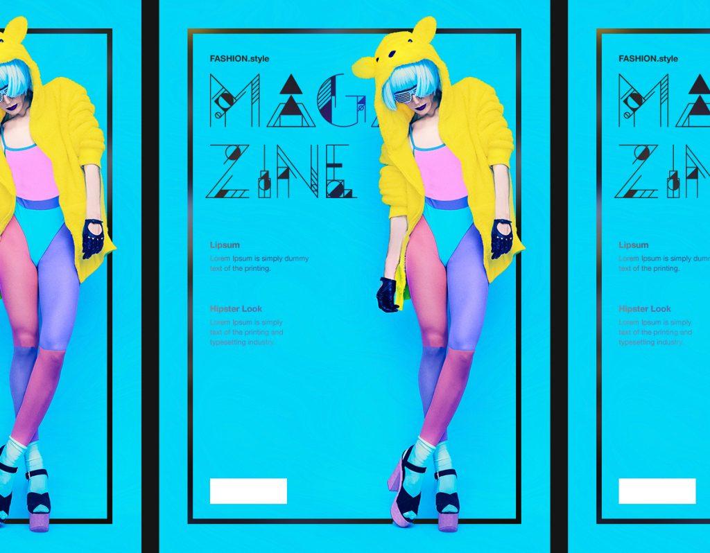 GEOM, la tipografía gratuita inspirada en la geometría pura y dura - 3