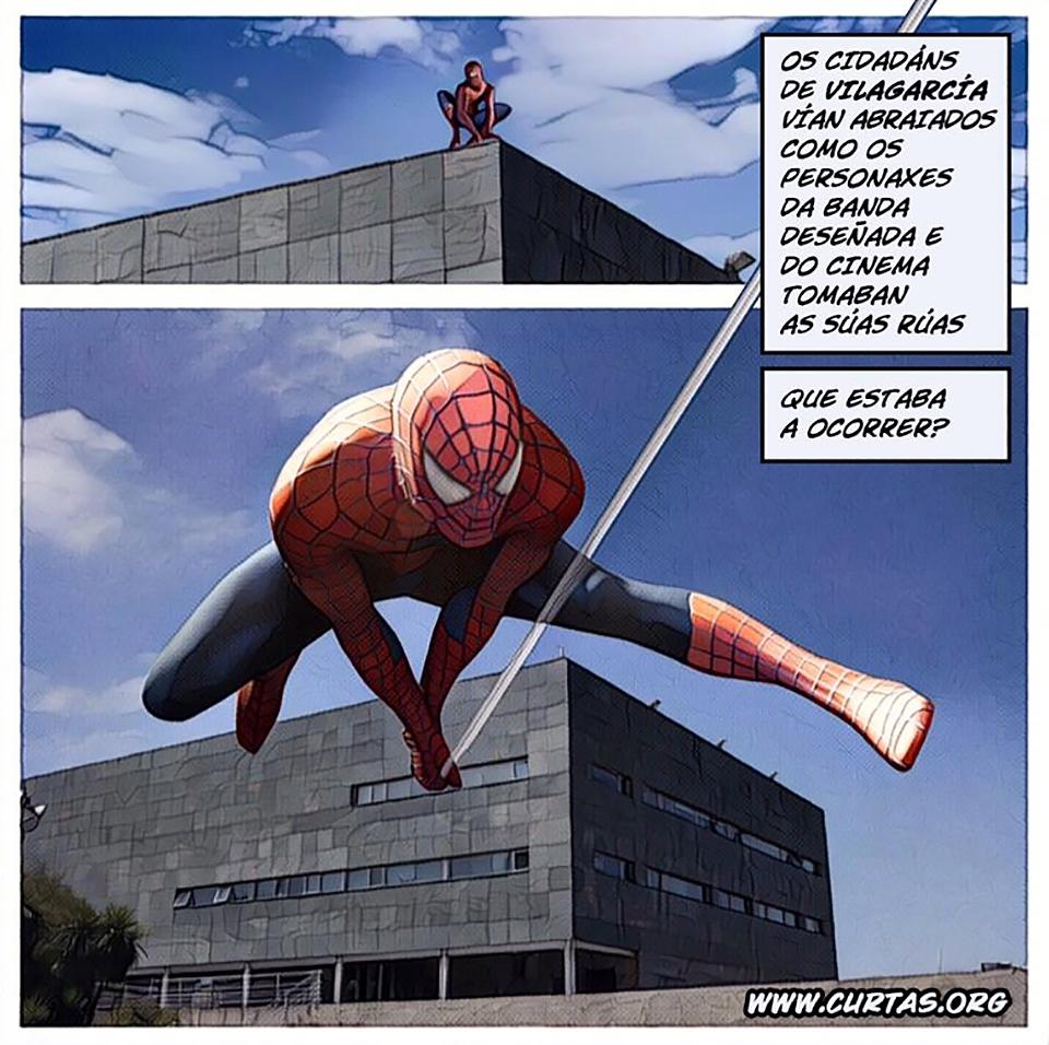 El cine y el cómic unidos en la 44ª edición de Curtas Film Fest - 5