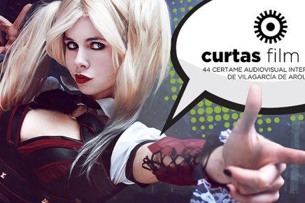 El cine y el cómic unidos en la 44ª edición de Curtas Film Fest