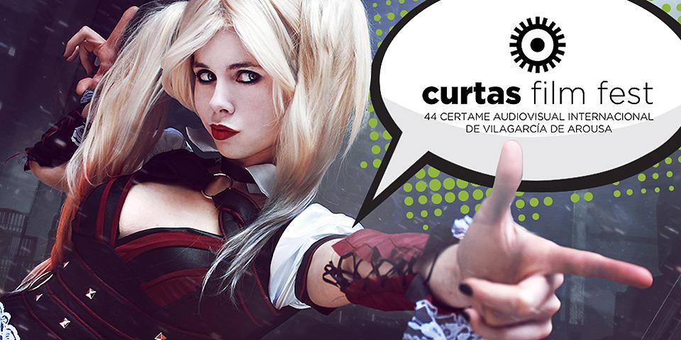El cine y el cómic unidos en la 44ª edición de Curtas Film Fest - 1