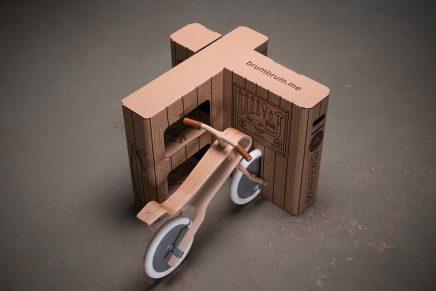 Brum Box, un packaging dedicado a los más pequeños