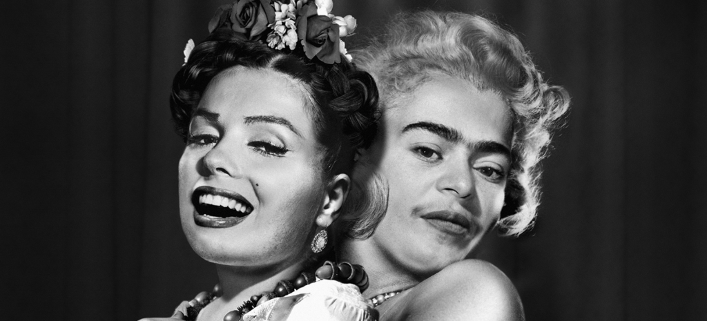 ADCE desvela nuevo formato y concepto para el 3rd European creativity Festival: The Hybidscape - Marilyn Monroe y Frida Kahlo