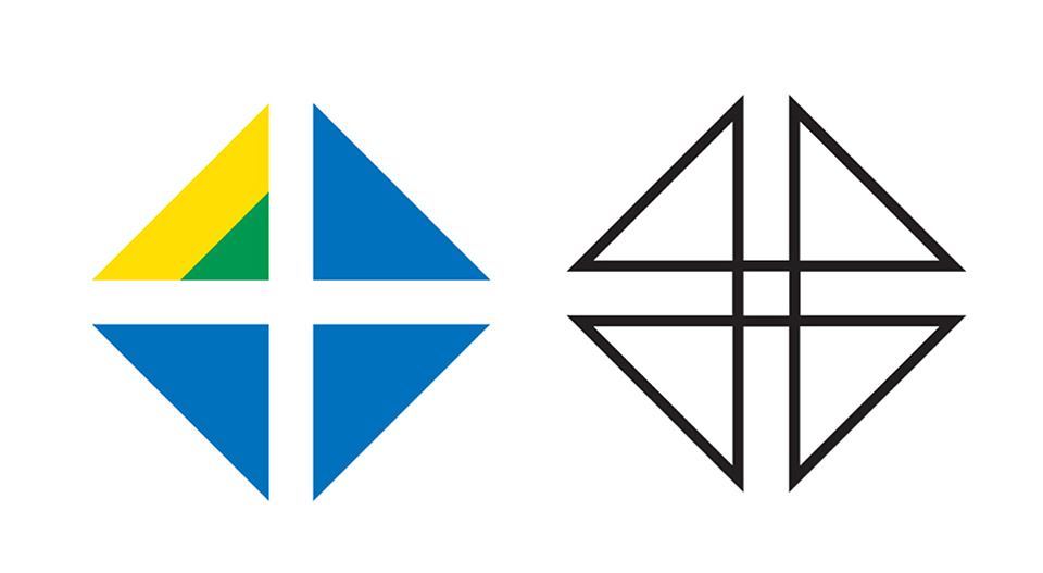 Marca gráfica en conmemoración de los 400 añosde Río de Janeiro (1964)