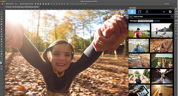 Getty Images Plugins & Extensions