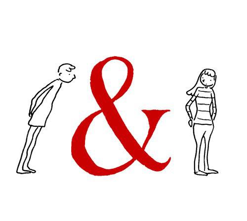 ¿Qué relación tiene el hombre con los signos de puntuación? Grant Snider nos lo ilustra - 4