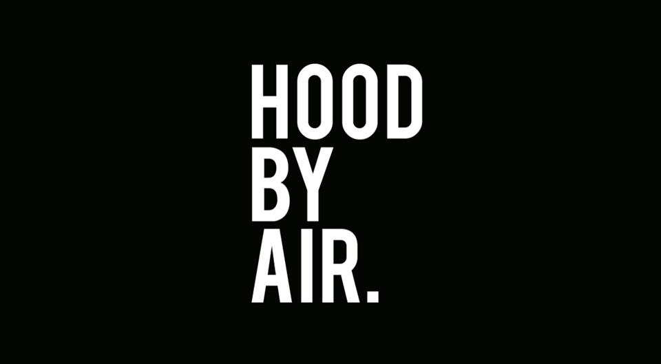 Hood by Air - 1