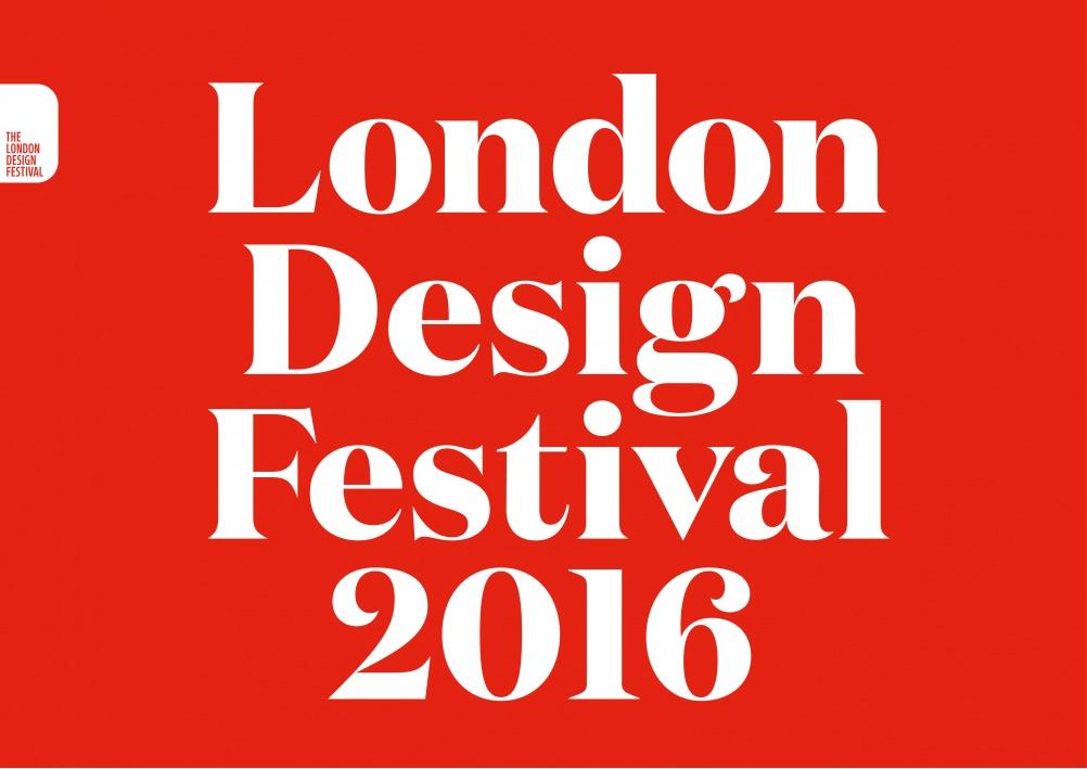 London Design Festival 2016 vuelve a inundar de rojo y blanco la ciudad