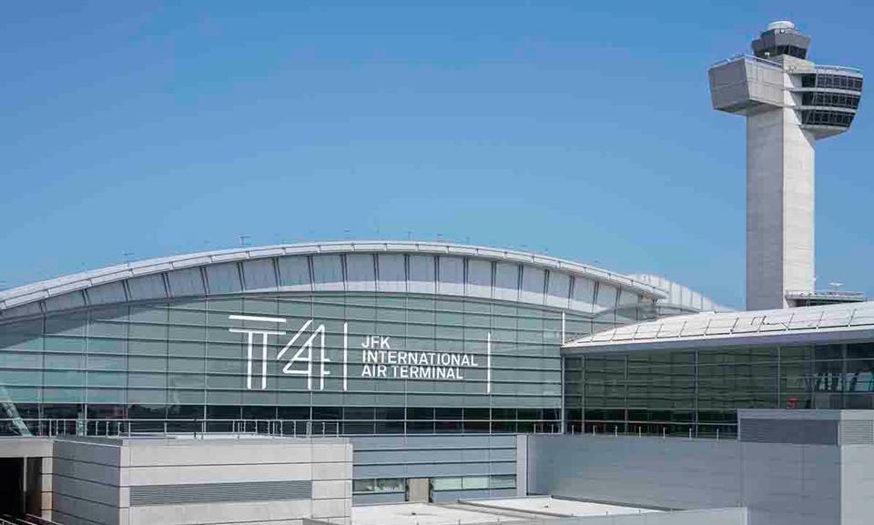 Con 60 años, la Terminal 4 de Nueva York encuentra su personalidad - 3 -JFK International Air Terminal