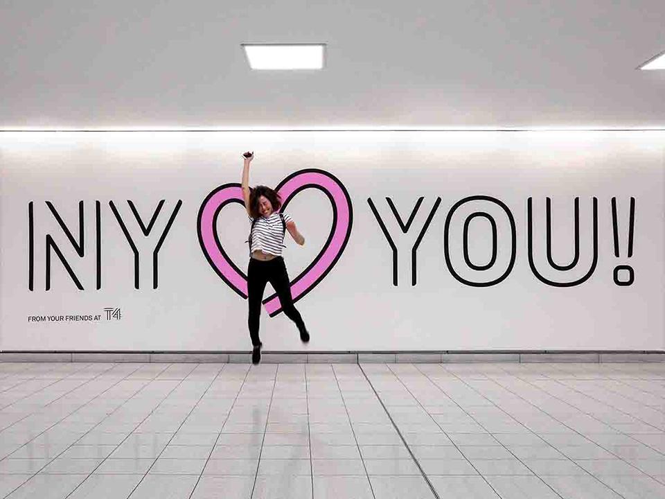 Con 60 años, la Terminal 4 de Nueva York encuentra su personalidad - 11
