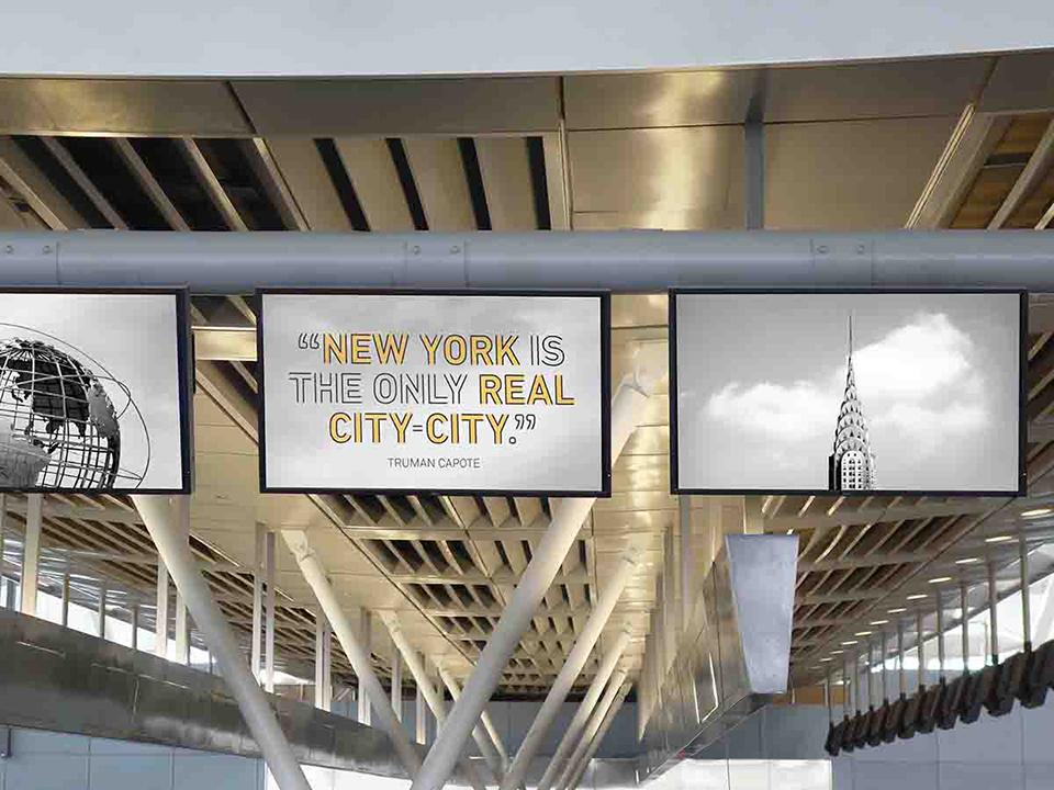Con 60 años, la Terminal 4 de Nueva York encuentra su personalidad - 7