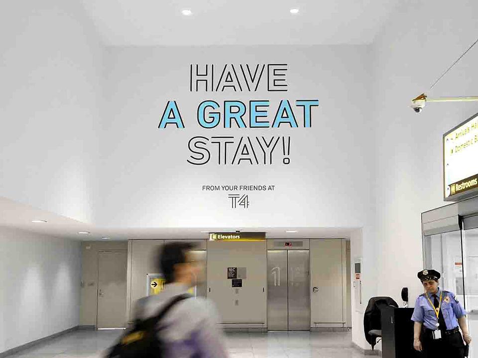 Con 60 años, la Terminal 4 de Nueva York encuentra su personalidad - 8