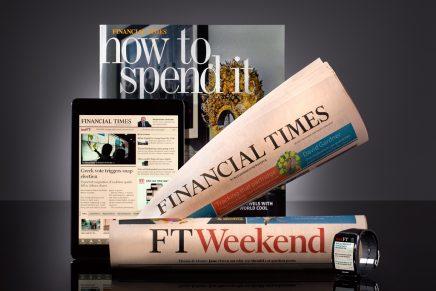 ¿Cómo es Financier, la nueva tipografía del Financial Times?