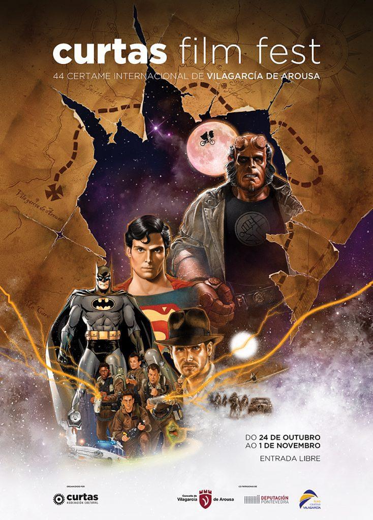 El cine y el cómic unidos en la 44ª edición de Curtas Film Fest - 7