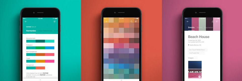 Pantone Studio, la app 'cuentagotas' que captura e identifica colores Pantone - 2