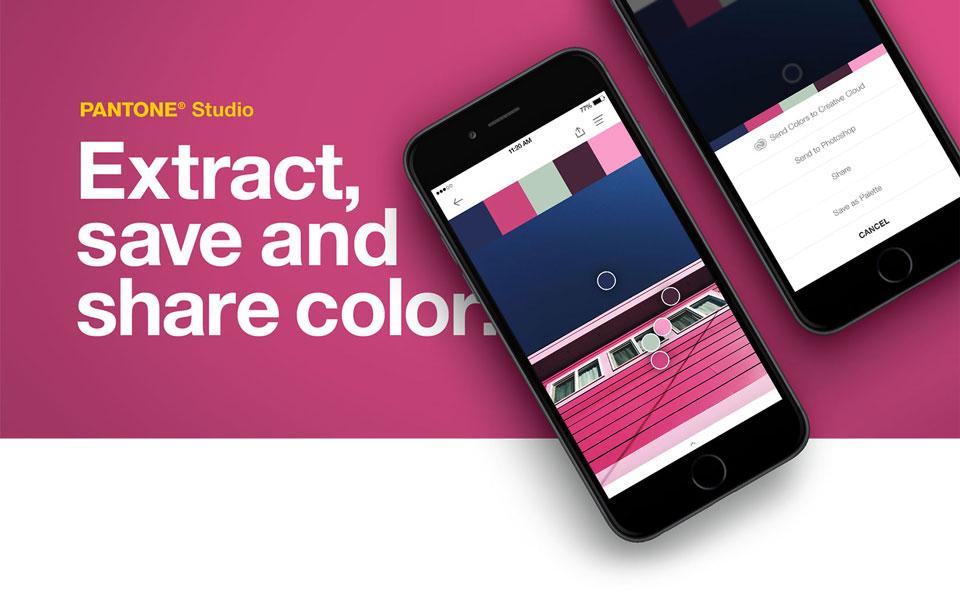 Pantone Studio, la app 'cuentagotas' que captura e identifica colores Pantone - 3