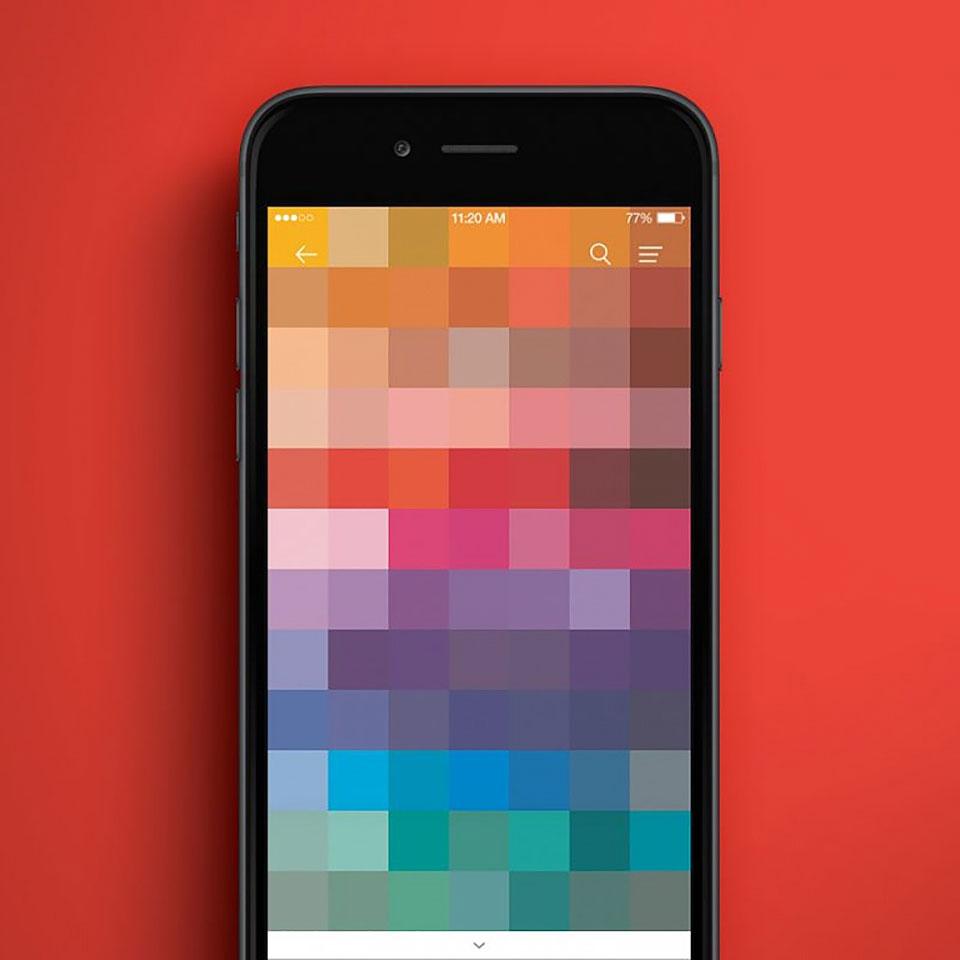 Pantone Studio, la app 'cuentagotas' que captura e identifica colores Pantone - 4