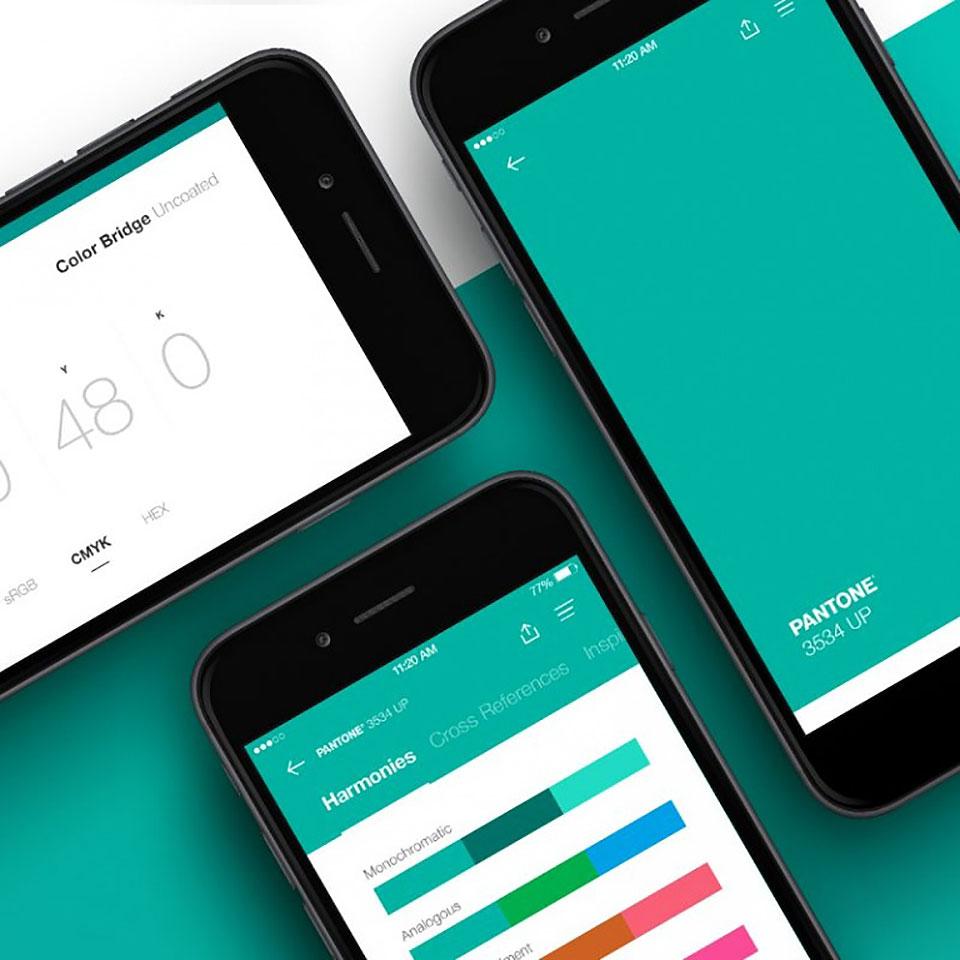 Pantone Studio, la app 'cuentagotas' que captura e identifica colores Pantone - 6