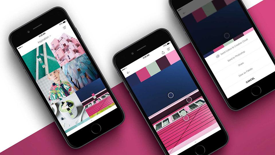 Pantone Studio, la app 'cuentagotas' que captura e identifica colores Pantone - 1