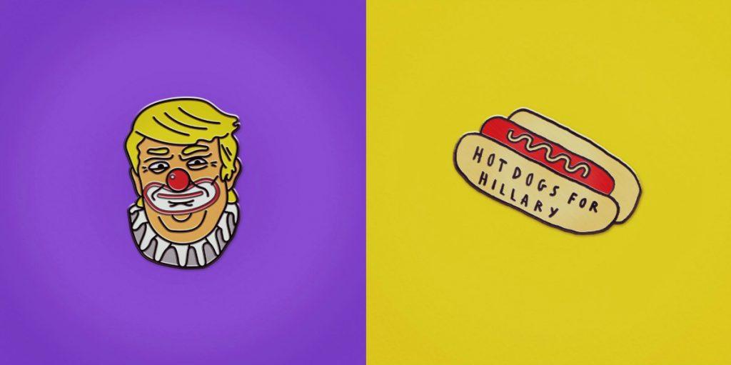 Sagmeister & Walsh la emprenden contra Trump con ilustraciones satíricas - 3