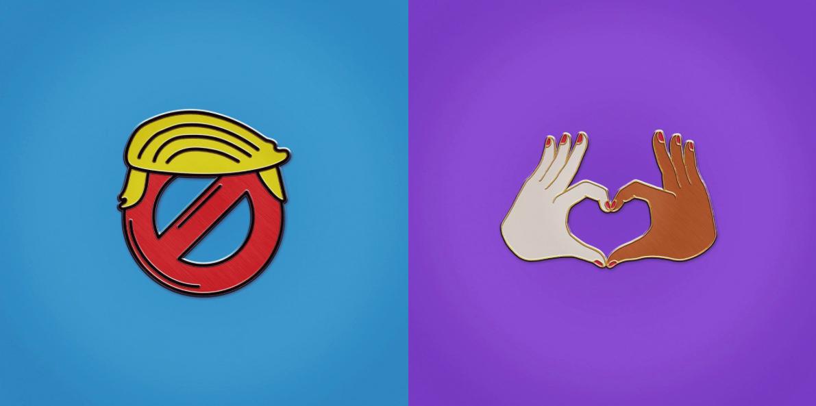 Sagmeister & Walsh la emprenden contra Trump con ilustraciones satíricas - 7