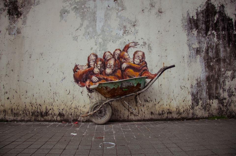 BARREL OF MONKEYS, KUCHING 20141