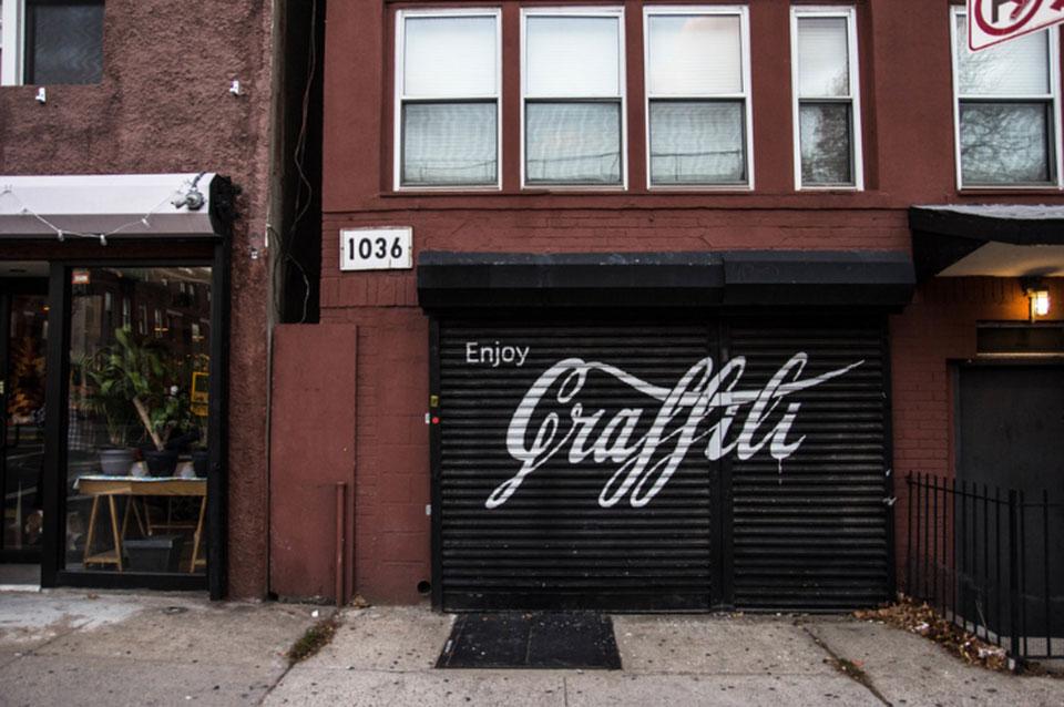 NEW YORK, ENJOY GRAFFITI1