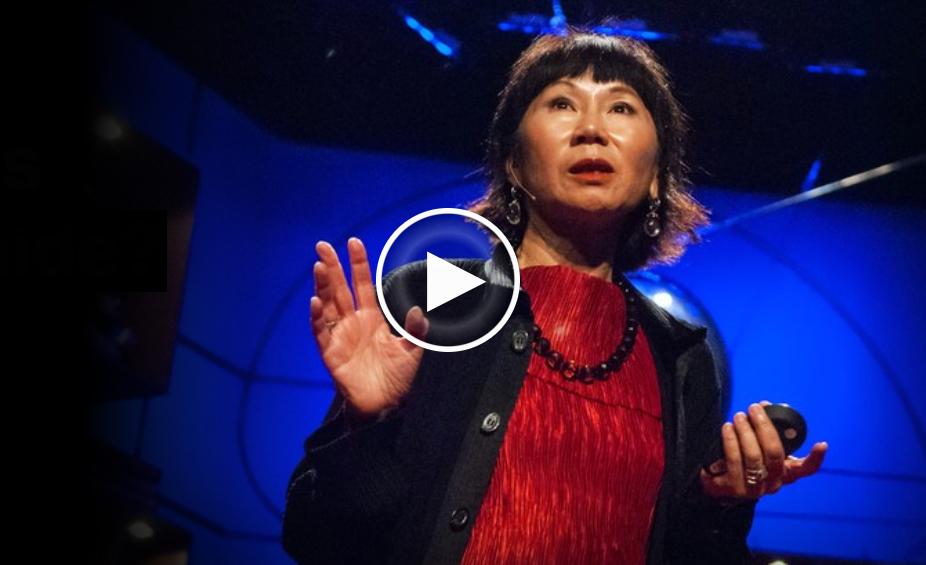 «¿Dónde se esconde la creatividad?», Amy Tan - 1
